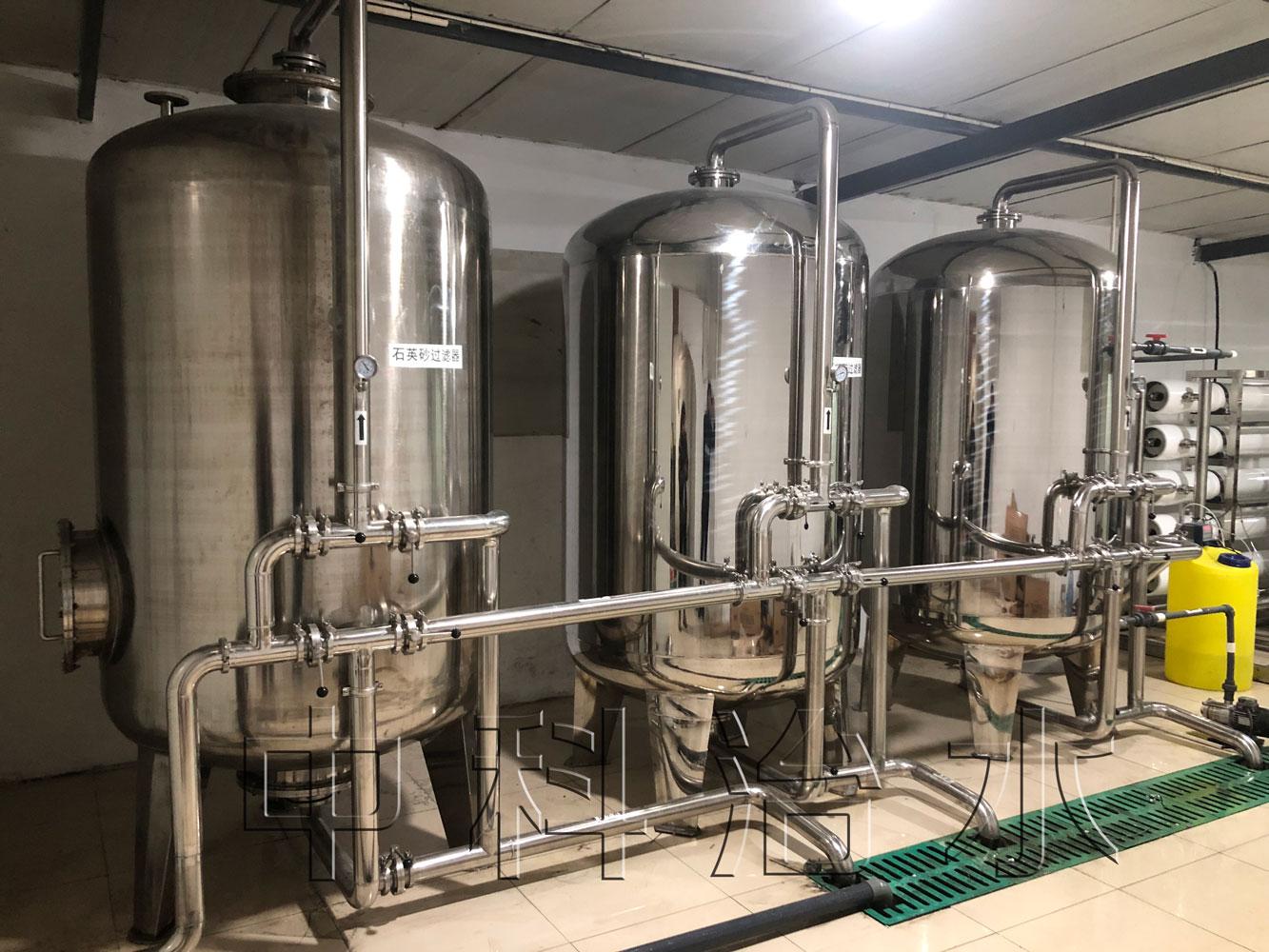 锦绣龙虾养殖_桶装净水设备-软化水处理设备-超纯水设备-富氢水机-中科治水